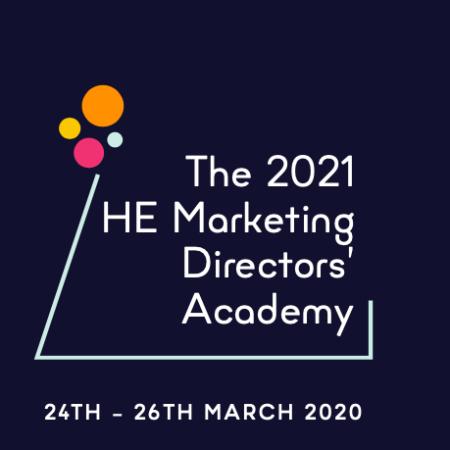 2021 HE Marketing Directors' Academy